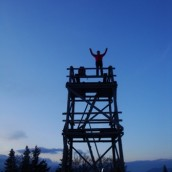 Pot: Golice – Menina planina