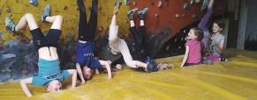 Šola športnega plezanja za otroke