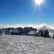 Odprta pot na Veliko planino