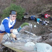 3. Tekma SLO – HR pokala v lednem plezanju
