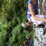 Otroški plezalni tabor