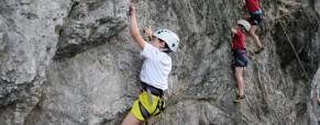 Otvoritev plezališča Šumberk
