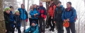 Želje osnovnošolcev o sneženem izletu se žal niso izpolnile