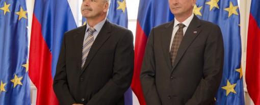 Andreju Brvarju, članu PD Domžale, predsednik Borut Pahor podelil Red za zasluge