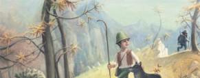 Ljudske pravljice na Mali planini