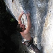 Vpis v športno plezalno šolo