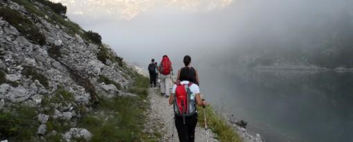 Vabilo na izlet: Krnsko jezero