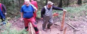 S planine Kisovec varneje na Malo planino