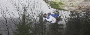 Povabilo h aktivni ali pasivni udeležbi na finalu Slovensko-hrvaškega pokala v lednem plezanju
