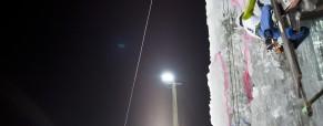 Domžalska zmaga na odprtem prvenstvu Avstrije v lednem plezanju