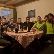 Alpinistični odsek PD Domžale v švicarskem Kanderstegu