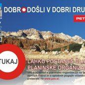 Članarino PD Domžale lahko poravnate tudi na Petrolovih bencinskih servisih