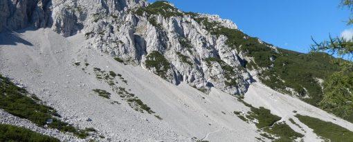 Poročilo: pohod okoli Begunjščice
