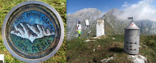 Poročilo: v gorah nad Rezijo
