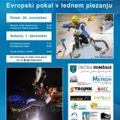 Evropski pokal v lednem plezanju, Domžale 2018