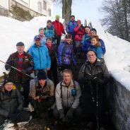 Zimski pohod naokoli Domžal