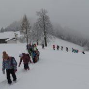Zimsko na Zimskem Pohorju. Le kdo bi si mislil?