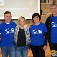 Predstavitev Domžalske poti spominov