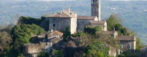 Vabilo na pohod po Istri: Grožnjan z okolico