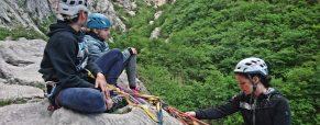 Alpinistična šola AO PD Domžale 2018/2019 uspešno končana