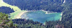 MO vabi: Belopeška jezera (924 m) in koča Zacchi (1380 m)