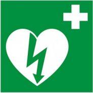 Defibrilator na Domžalskem domu!