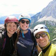 Alpinistični tabor na Planini Zapotok …