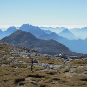 Vabilo: Konjski špik – Karnijske Alpe