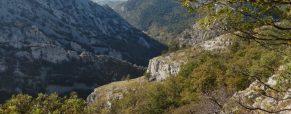 Vabilo na pohod po Dolini Glinščice (Val Rosandra)
