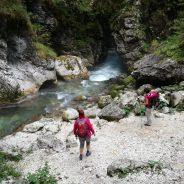 Vabilo: Družinski izlet v Kamniško Bistrico