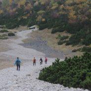 Neznane poti pod Kamniškim sedlom postale znane