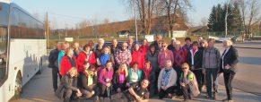 Poročilo: Meddruštveni pohod po Pohorju