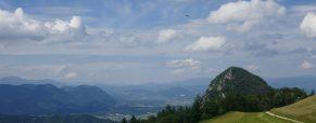Pohod čez Čemšeniško planino na Krvavico