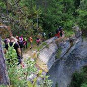 Poročilo: slapovi slovenske Istre