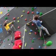 Vpis otrok v športnoplezalno vadbo